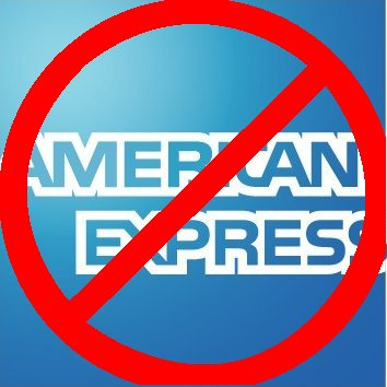 No Amex American Express Netherlands