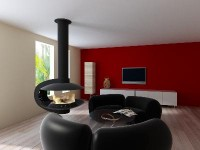 Modern Fireplaces Gas Fireplaces By Fiamma