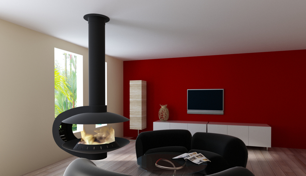 gas evolution to moving surround of paloform spark design modern fireplace the