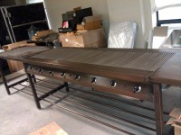 8 Burner Bronze BBQ Grill Greenwich CT