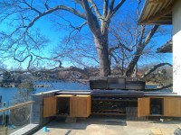 8 Burner Bronze Grill Greenwich CT